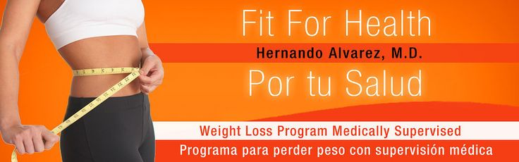Are you interested in a fast, safe, medically supervised weight loss solution then Fit For Health is right for you. We are a rapidly growing, weight loss clinic in the Miami area. www.fitforhealth.us