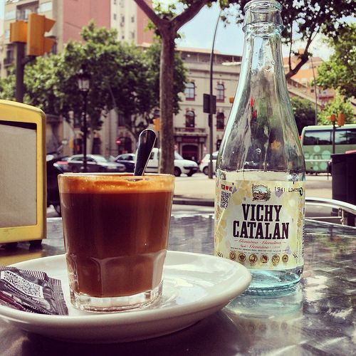Vichy Catalán genuina, en la mejores mesas de los restaurantes y bares del país
