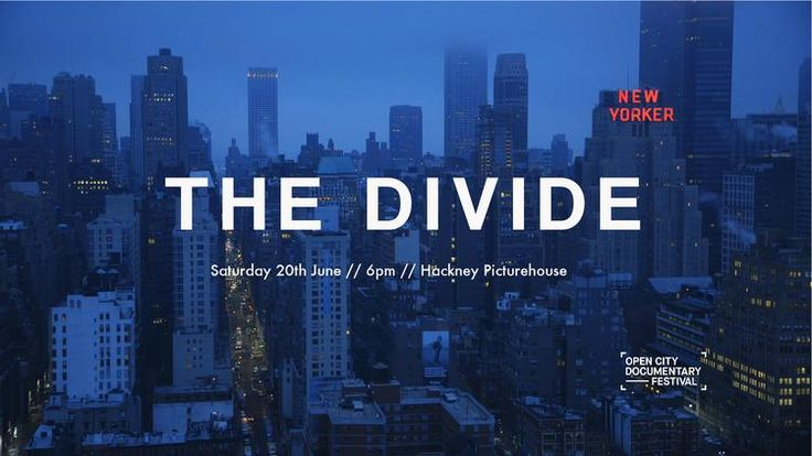 The documentary @TheDivideFilm shows inequality is more than an inconvenient truth  http://bit.ly/1dO1h8r