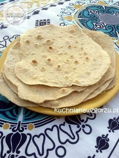 tortilla przepis