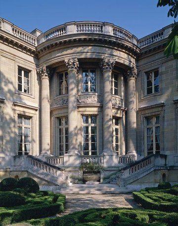 L'hôtel de Camondo et son jardin, Paris