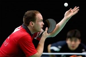 Paul Drinkhall Table Tennis Star Heading to Rio 2016 Olympics