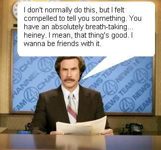 ron burgundy quotes | Ron Burgundy Says..... : Mess+Noise