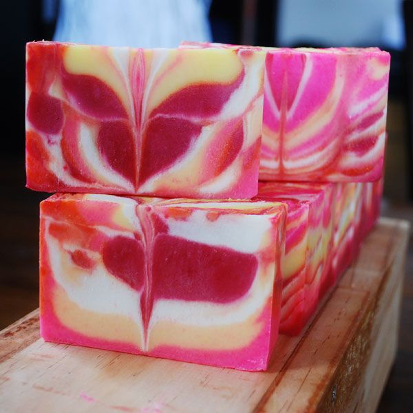 how to make organic soap at home from scratch