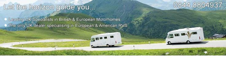 If you are looking for motorhomes for sale, then you should consider visiting the Travelworld motorhomes website where they have available to view, a large stock of European motor homes and American RVs from many leading manufacturers.  They are one of the UK's largest Hymer dealerships and also have affiliations with many other leading motorhome brands such as Chausson, Auto Trail, Niesmann + Bischoff and more.  Their motorhomes for sale include large and small vehicles, and even luxury…