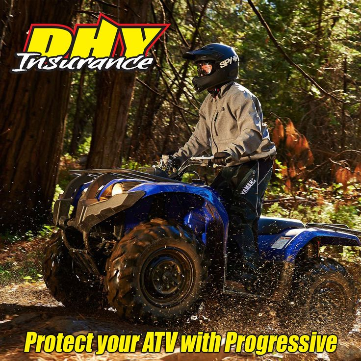 Did you know DHYInsurance writes coverage for ATVs? Give