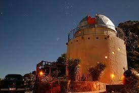 Observatorio Mamalluca. Valle de Elqui.