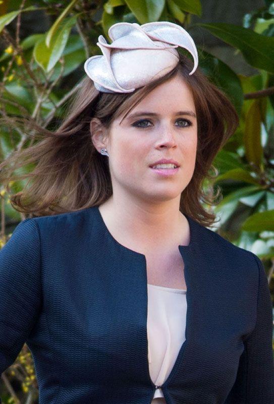 La princesa Eugenia, a sus 25 años, se convierte en 'Blancanieves de York'