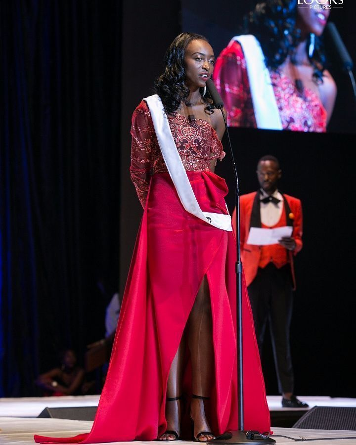 2017 Miss Tourism Uganda Question and answer session #misstourismuganda #misstourism #maciellahmade (at Kampala Serena Hotel)