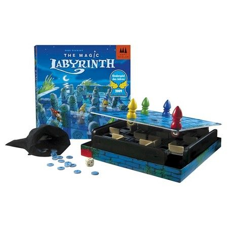 Magic Labyrinth Board Game : Target