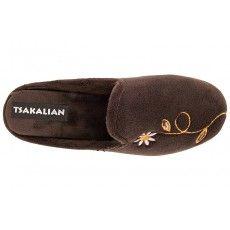 TSAKALIAN 16046 - Γυναικείες Παντόφλες Χειμωνιάτικες