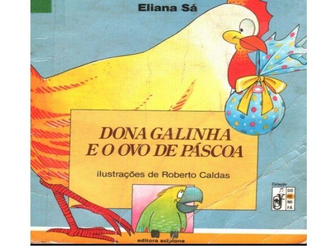 Dona Galinha e o Ovo de Páscoa