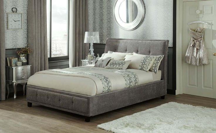 Serene Wesley bed