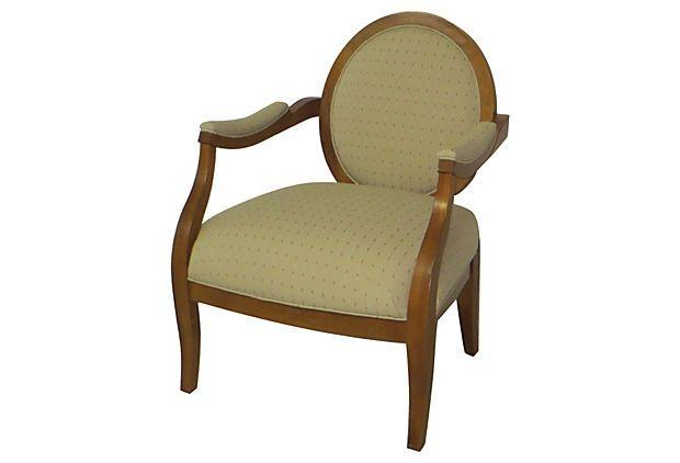 19th-C. Biedermeier Armchair on OneKingsLane.com