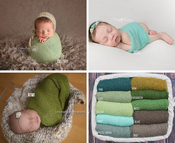 Stretch Knit WrapNewborn WrapNewborn Photo by TinyTotPropShop
