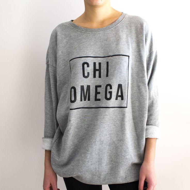 Chi Omega Sweatshirt