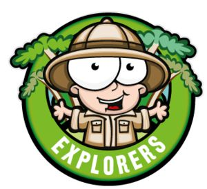River Church Exeter - Explorers is our 3-6 year old weekly Sunday group. This group allows young people to engage in fun activities, whilst exploring who they are, who God is and who God wants them to be.