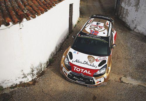 Mads Østberg / Jonas Andersson, Rally de Portugal 2014