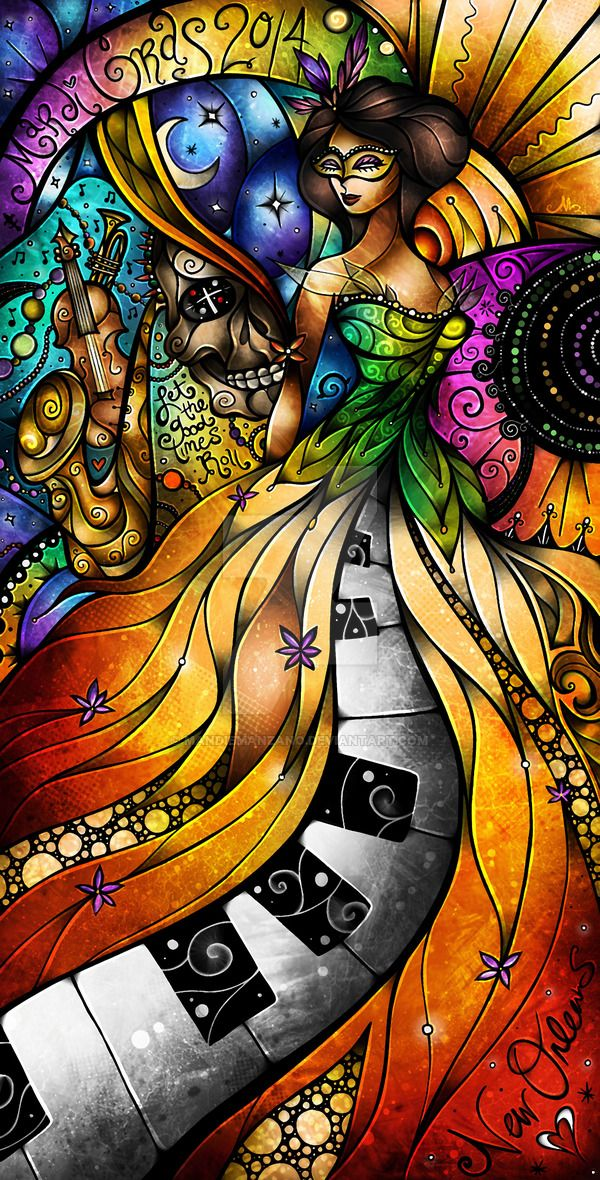 Mardi Gras 2014 By Mandiemanzano On Deviantart Tattoo In