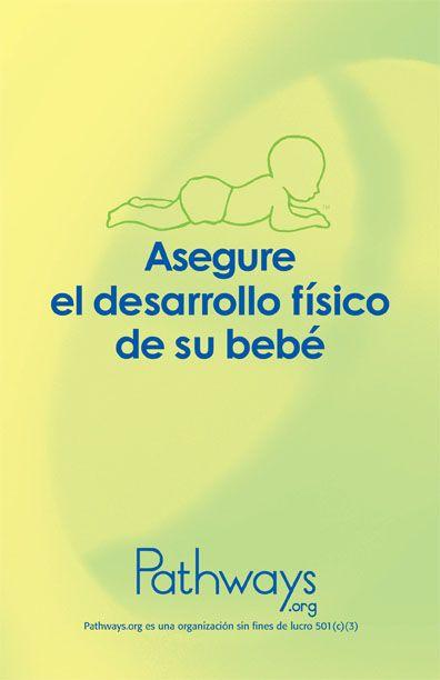 Guía del #desarrollo físico de tu #bebe