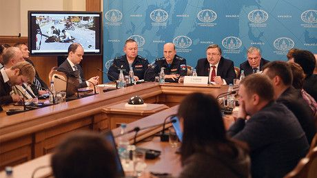 """Russia didn't pressure JIM, but urged professional probe of Syria chemical attack – Foreign Ministry https://tmbw.news/russia-didnt-pressure-jim-but-urged-professional-probe-of-syria-chemical-attack-foreign-ministry  The OPCW-UN probe into the Khan Shaykhun chemical incident showed disregard to the Chemical Convention's guidelines and borders on """"dilettantism,"""" Russia's Foreign Ministry has said, rejecting the chief investigator's accusations that Moscow somehow pressured him.The head of the…"""