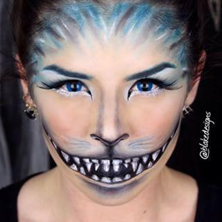 17 Best ideas about Alice In Wonderland Makeup on ...