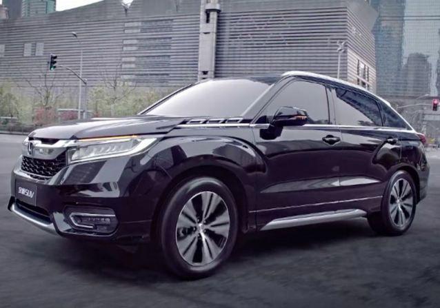 2017 Honda Avancier SUV  #2017HondaAvancier #2017Hondasuv #suv #honda