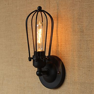 40w 110240v retro minimalist industrial designers balcony aisle stairs lamp decorative wall sconce