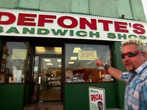 Defonte's Steak Pizzaiola Video : Food Network - FoodNetwork.com