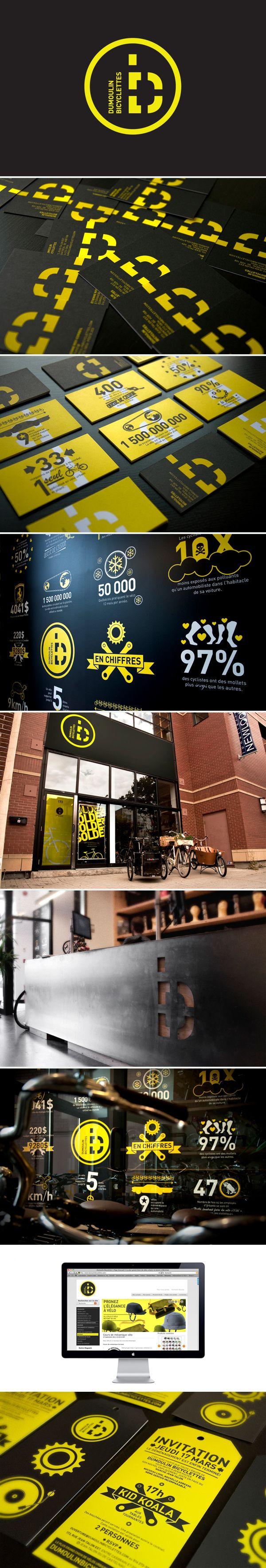 identity / Dumoulin Bicyclettes