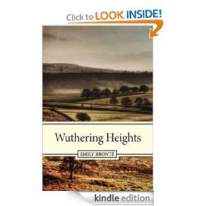 Wuthering Heights - I love this classic