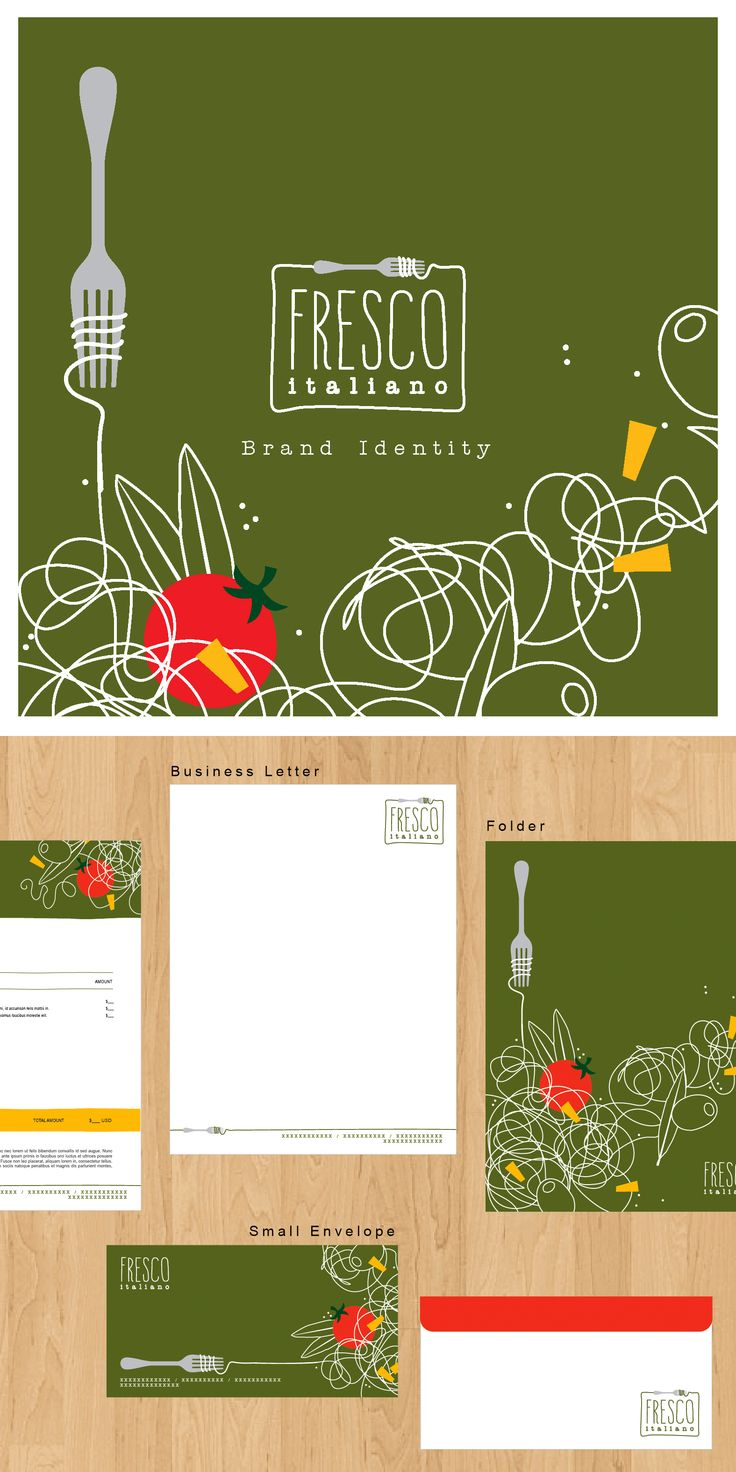 We have been assigned to create the image of Fresco Italiano, this new soon-to-be-favorite Italian restaurant, will be located in the heart of the city of Boston, Massachusetts. We are totally pleased to work for such an amazing client –and of course we will be visiting it soon to try its promising food! Here it is the work that our amazing team of designers has created. http://www.aknamedia.com