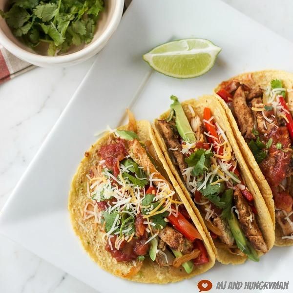 How To Make Taco Recipe : Chipotle Marinated Chicken Tacos