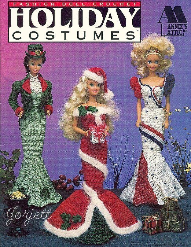 82 besten Barbie dresses Bilder auf Pinterest | Ravelry, Kleidung ...