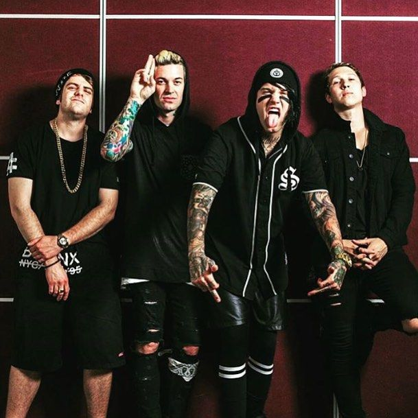 Attila - Download Festival 2016