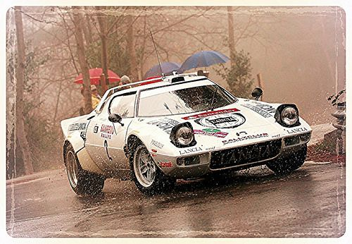 Lancia Stratos on www.in2motorsports.com