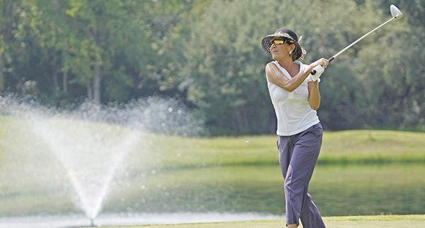 Fundación Con Sentido organiza torneo de golf