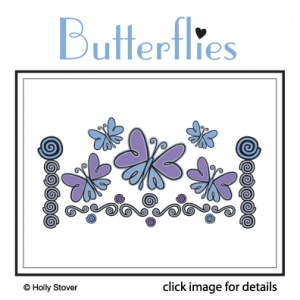 Butterflies Bed Head  • can also create a border • define a play area • put above a dresser • on a mirror • Let your imagination decide!