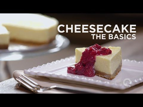 Cheesecake is easy to make! Here's my favorite simple cheesecake recipe...just in time for your Thanksgiving dessert table! Let me know what you think.    Basic Cheesecake (Makes 1 (9-inch) cheesecake)  Ingredients:  10 to 12 graham crackers, crushed (about 2 cups) ¼ cup butter, melted 2 pound...