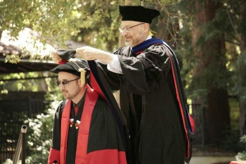 It's your special day PhD students! Doctoral regalia at low prices will make that day even better.