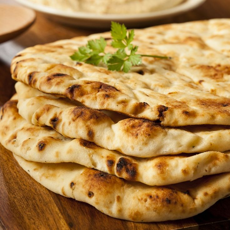 This Indian flat bread recipe is so easy to make and you can eat with lots of fillings or dips.. Indian Flat Bread Recipe from Grandmothers Kitchen.