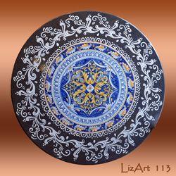 tavoli in ceramica,tavoli in pietra lavica,Ceramiche dipinte a mano,Costiera Amalfitana,terracotta,vasi,orci,piatti,portaombrelli,servizio piatti,decori,Praiano,Positano