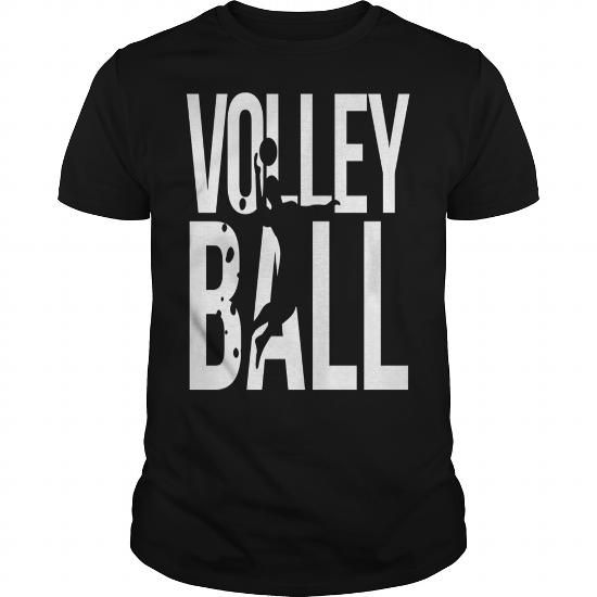 Awesome Tee Volleyball T-Shirts
