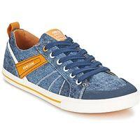 Zapatos Niño Zapatillas bajas Geox J KILWI B. E Azul / Amarillo