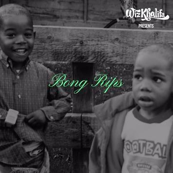 Wiz Khalifa - Bong Rips [Cover & Tracklist] @wizkhalifa [COVER] https://www.hiphop-spirit.com/album/wiz-khalifa-bong-rips/2279