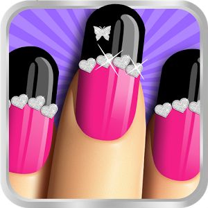 Nail Salon™ Manicure Girl Game - Android Apps on Google Play