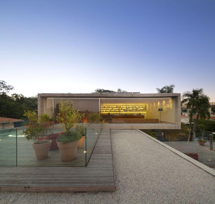 Amazing Galería De Casa P / Studio MK27   Marcio Kogan + Lair Reis   27 Pictures