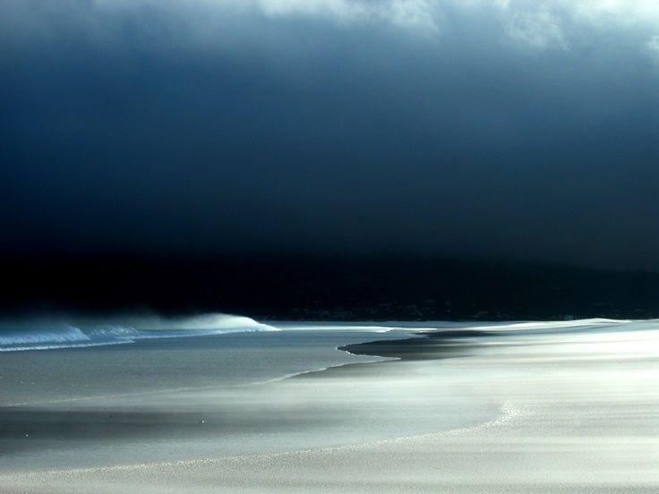 Peter Allen Nisbet, 'Surf at Salvo'