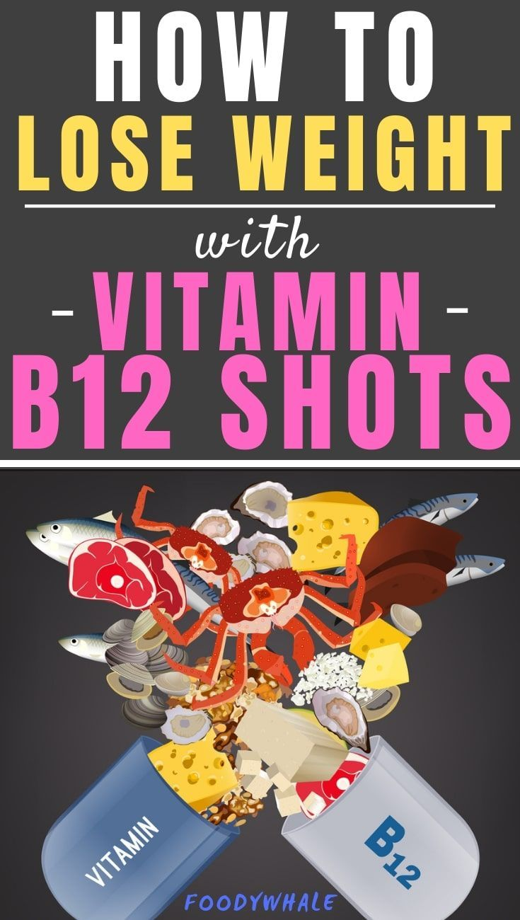 How to Lose Weight with Vitamin B12 Shots | Healthy Living