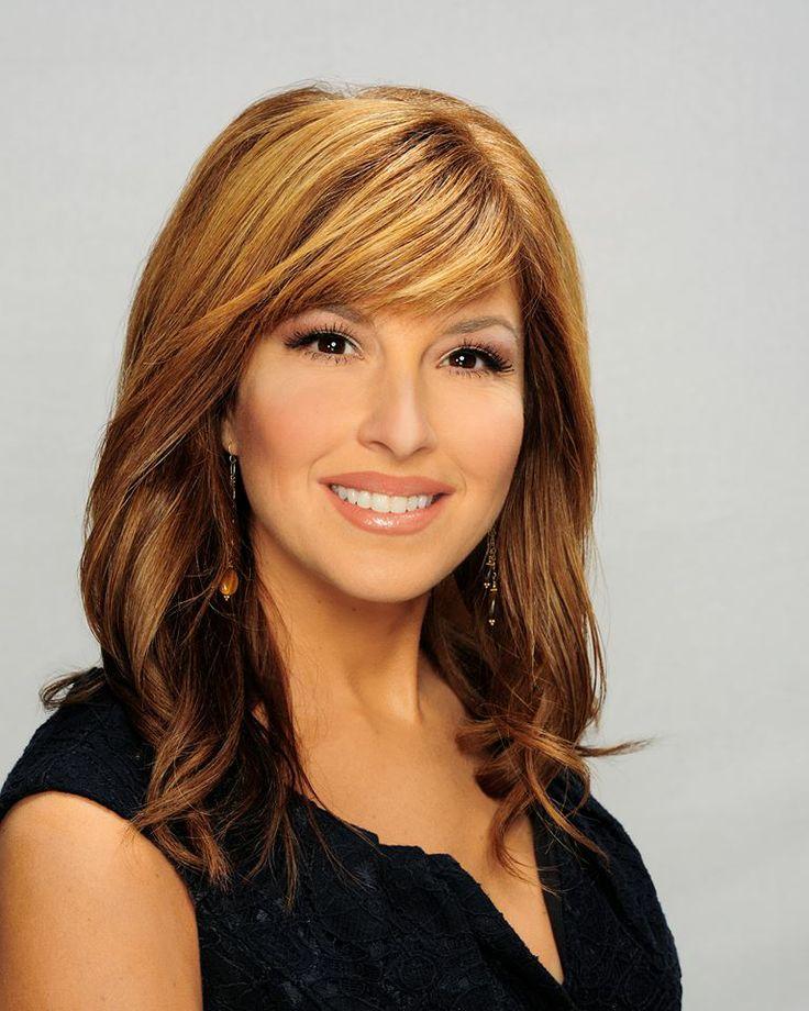 Mary Calvi CBS News Beautiful Hairstyles Pinterest